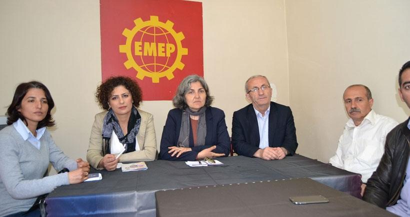 EMEP Genel Başkanı Selma Gürkan'dan seçimde provokasyon uyarısı