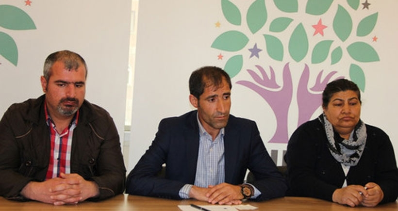 HDP: Başkale'de yaşanan olayların sorumlusu AKP'dir
