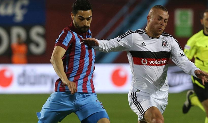 Beşiktaş, Karadeniz'den 3 puan ve liderliği alarak dönüyor