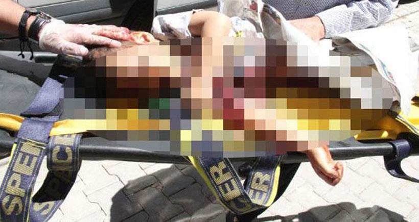 Öğrenci servisinin camına asılan çocuk hayatını kaybetti