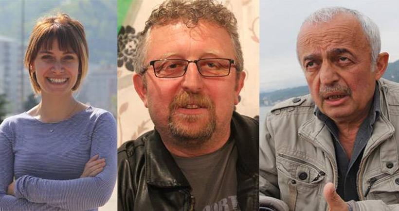 HDP'nin Rize adayları: Doğan güneşe Karadeniz'den sahip çıkıyoruz