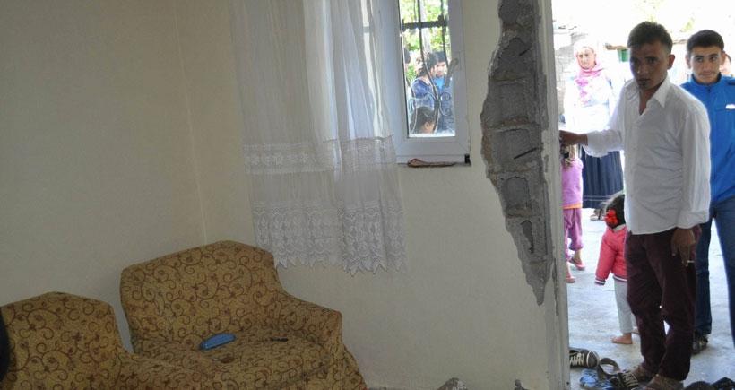 Bismil'de ev baskınları: 16 gözaltı