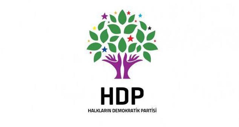 Seçim çalışmasından dönen HDP'liler kaza yaptı: 1 ölü, 4 yaralı