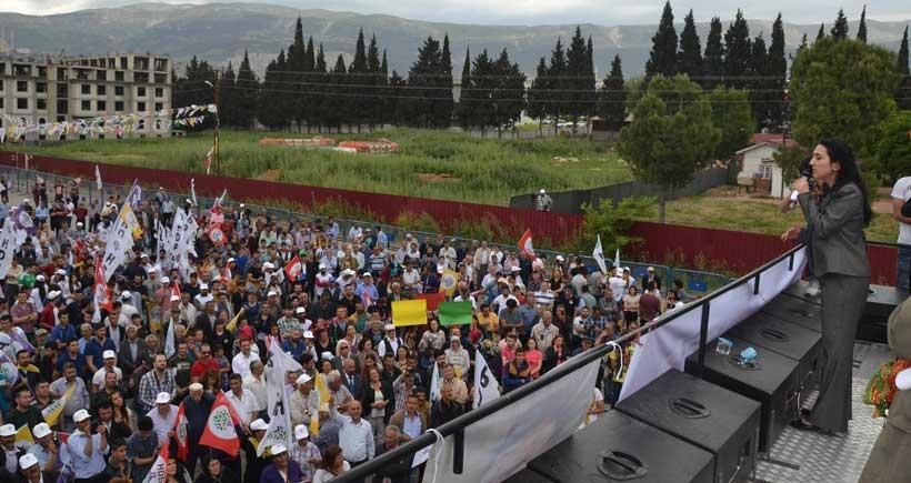 Figen Yüksekdağ: AKP barış deyip savaş verdi