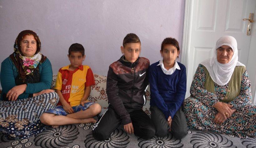 Tutuklanan kadının çocukları boykotta