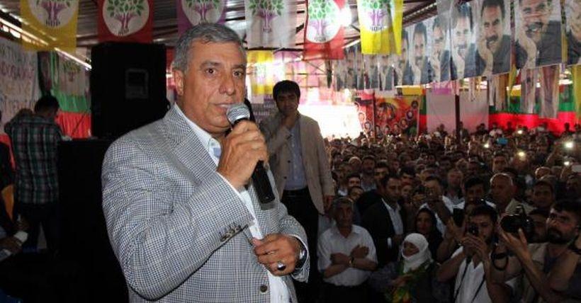 Batman'da Raman aşireti lideri HDP'ye katıldı