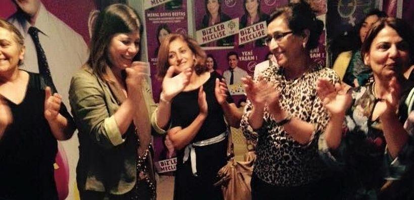 HDP, Adana'da kadın seçim bürosu açtı