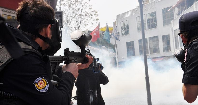 Anayasa Mahkemesi: Barışçıl eyleme müdahale hak ihlalidir