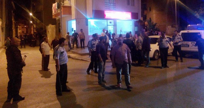 Çanakkale'de HDP'lilere önce ırkçılar sonra polis saldırdı