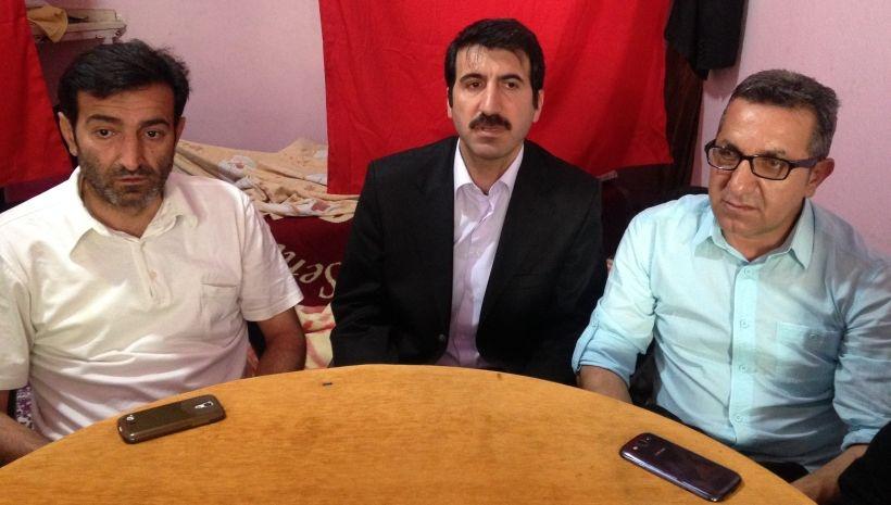 Sulama Birliği işçilerinin eylemi sürüyor