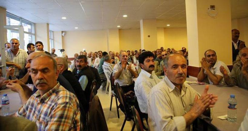 İstanbul'da 30 yöre derneği HDP'ye desteklerini açıkladı