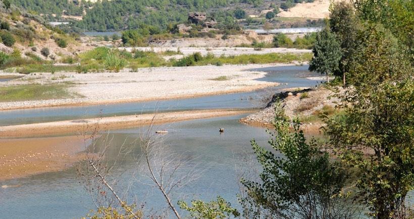 Bakanlık, Alara Nehri üzerine HES'te ısrarcı