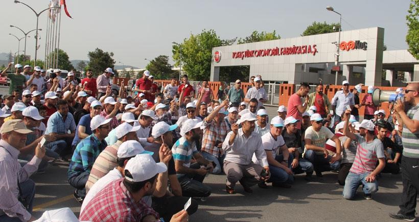 HDK: Metal işçilerini destekliyoruz