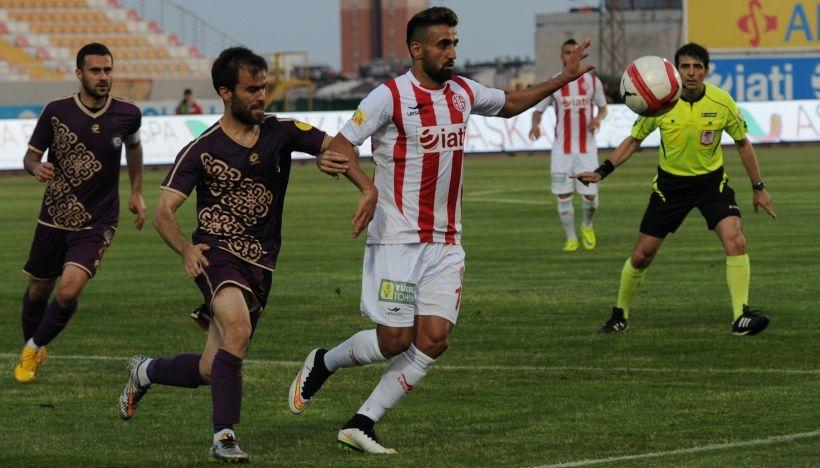 Osmanlıspor Süper Lig'e çıktı
