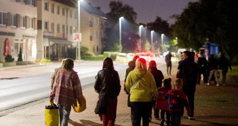 Almanya'da 31 bin kişiye bomba tahliyesi