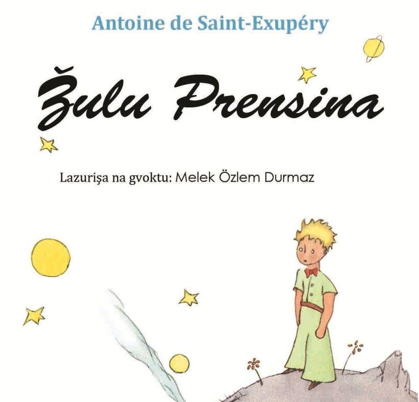 Küçük Prens Lazca'ya çevrildi