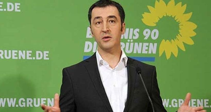 Alman Yeşiller Partisi'nden HDP'ye destek