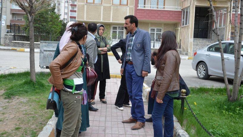 Seçim çalışması yürüten HDP'li kadınlara saldırı