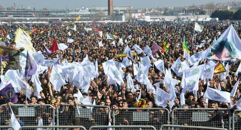 Valilikten HDP'nin Kazlıçeşme mitingine yasak!