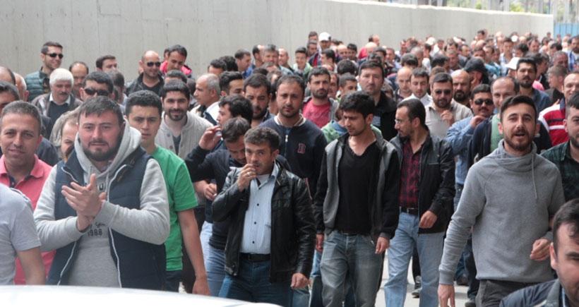 Türk Traktör'de 8. gün: İşçiler kararlı