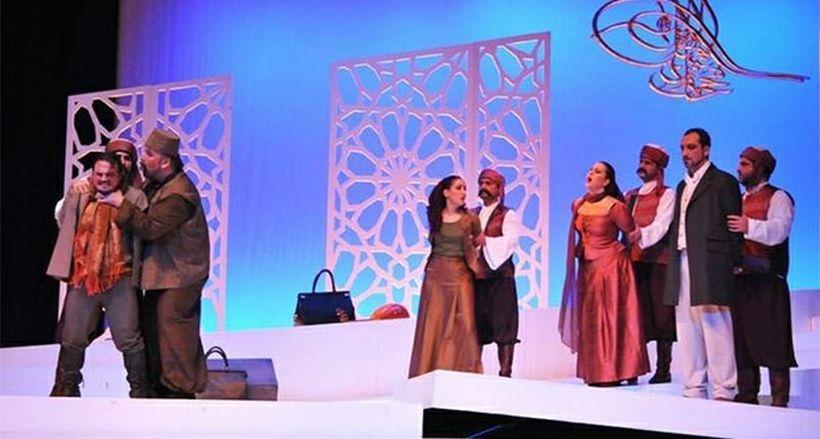 İstanbul'da Opera şenliği