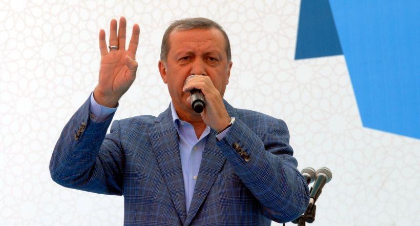 Erdoğan: Terör örgütü olmasa bunlar oy alamaz