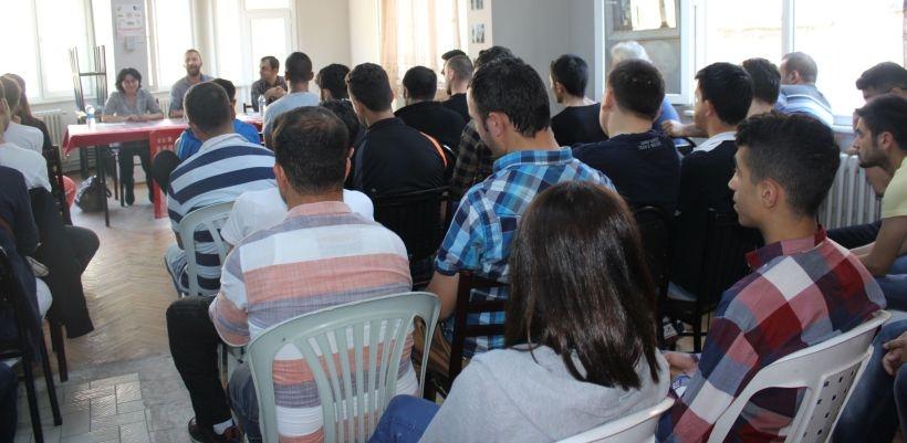 Bağcılar'da Gezi paneli: 'Birlik olursak her şeyi yapabiliriz'