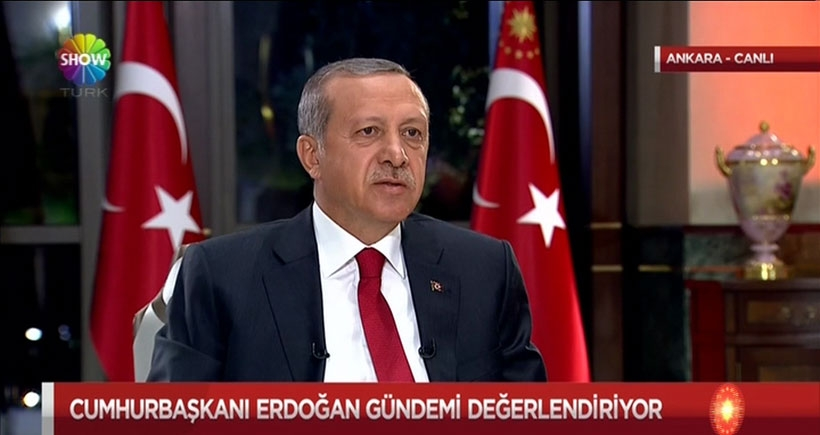 Erdoğan: New York Times aynı şeyi Sultan Abdülhamid'e de yaptı