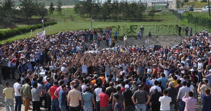 Ford işçileri: Ne olursa olsun birliğimizi bozmayalım