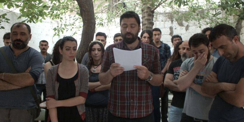 Elazığ'da aydınlardan HDP'ye destek açıklaması