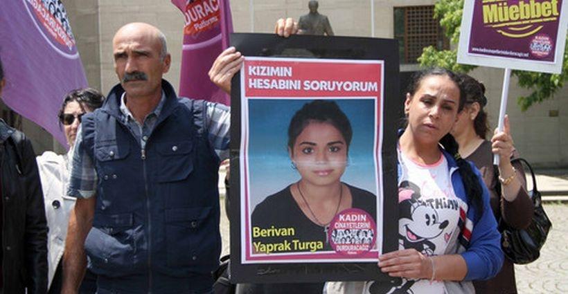 8 Mart'ta yaşamını yitiren Berivan'ın annesi: Adalet istiyorum, adalet