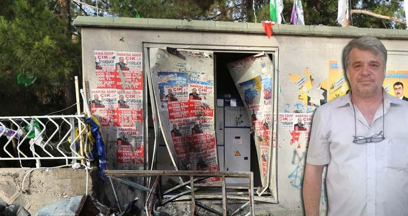 Özbek: 'Böyle trafo patlaması olmaz'