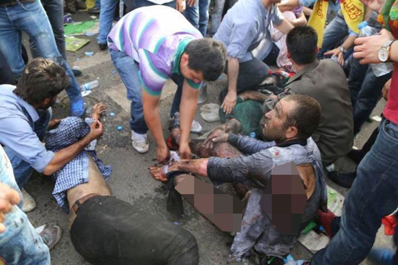 Valilikten bombalı saldırı açıklaması: 1 kişi gözaltında