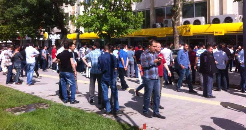 ORS'de işçi temsilcileri kabul edilmeyince şalter indi