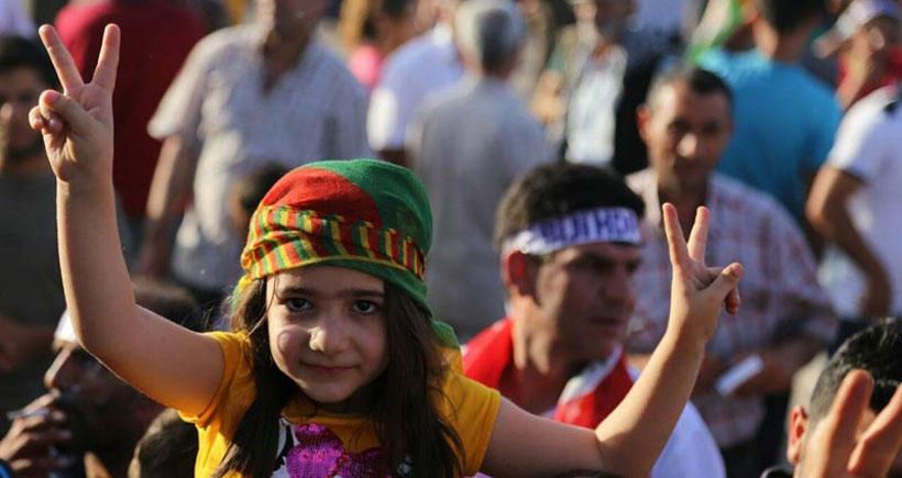 HDP'nin zaferi yurt genelinde coşkuyla kutlandı