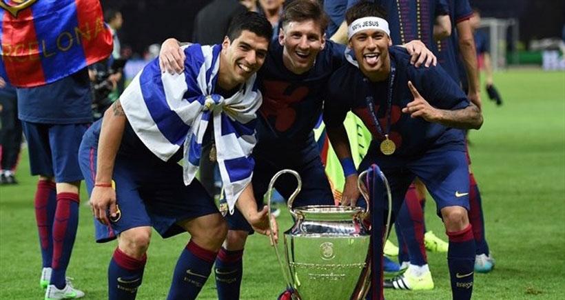 Şampiyonlar Ligi'nin en iyi 18 futbolcusu belirlendi