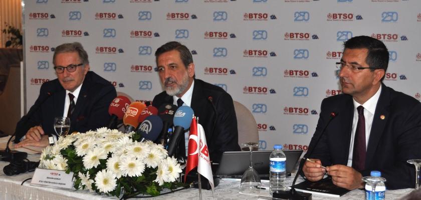 BTSO: Bursa'nın en büyük firması Oyak Renault