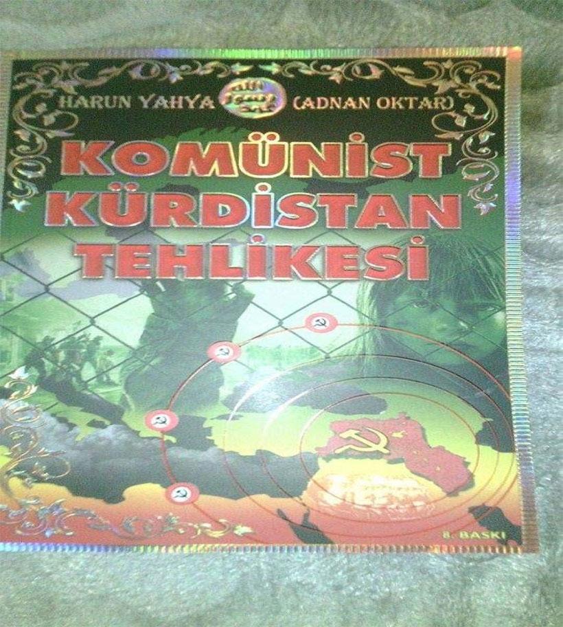 Samsun'da Harun Yahya kitapları dağıtıldı
