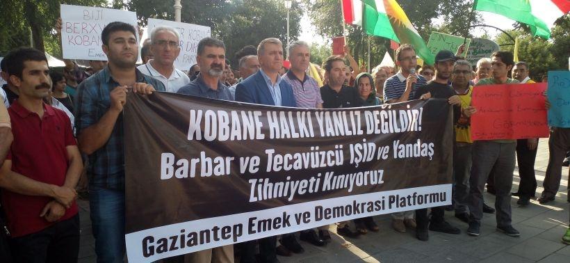Antep, IŞİD için lojistik destek hattı oldu