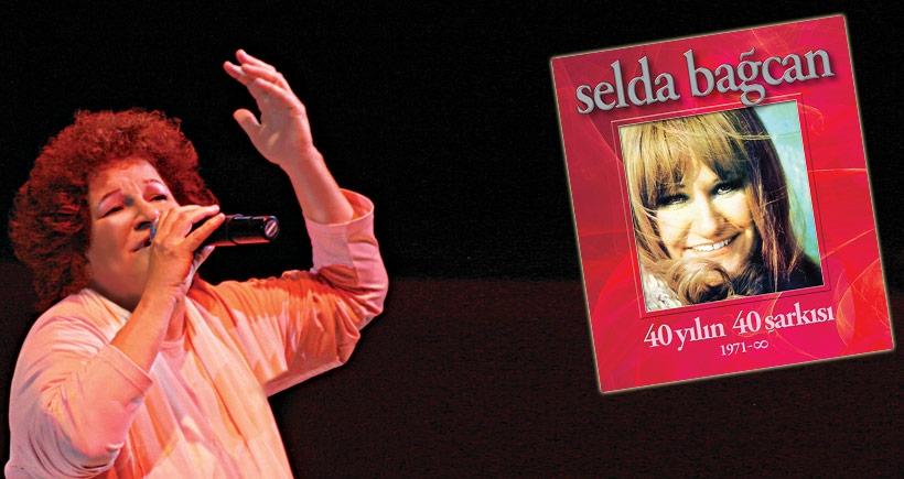 Selda Bağcan'dan '40 yılın 40 şarkısı'