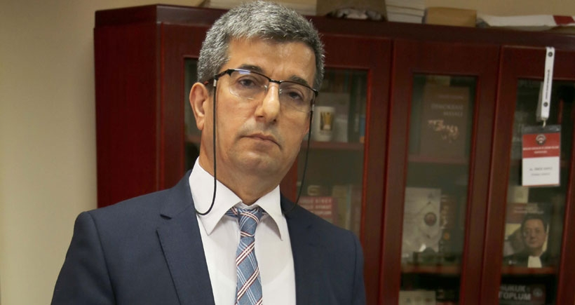 Adliyede 18 avukatı 2 polis dövmüş!