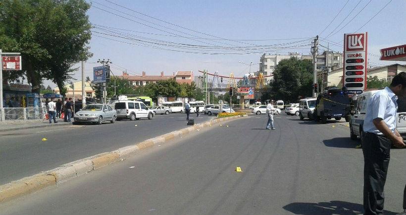 Diyarbakır'da silahlı çatışma: 3 yaralı