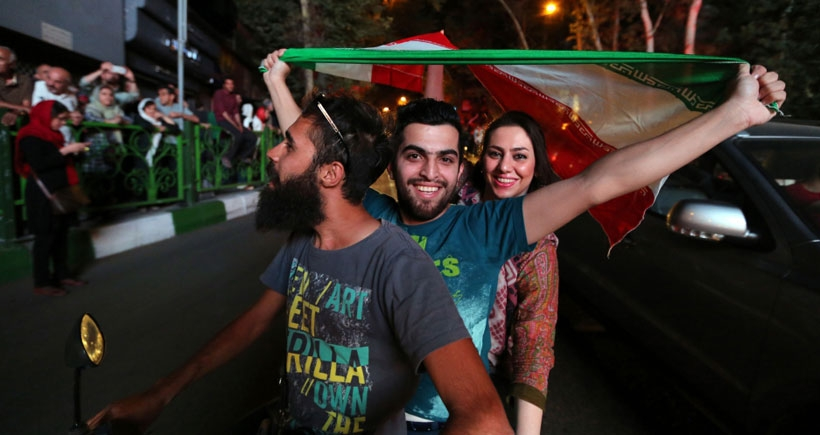 Avrupa İran pazarına  hızlı giriyor