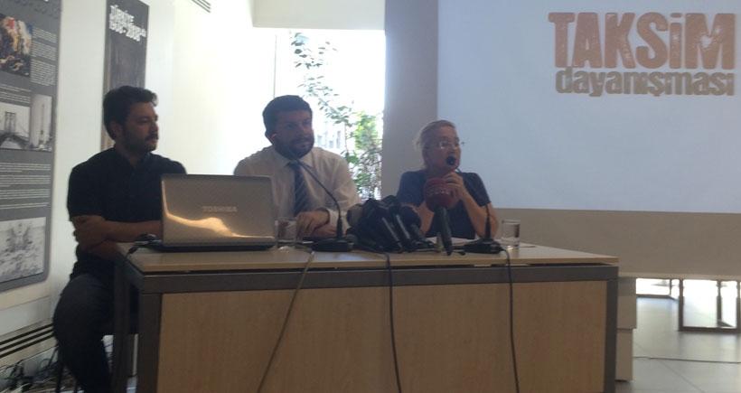 Taksim Dayanışması: Topçu Kışlası kararı zorlama ve ısmarlama