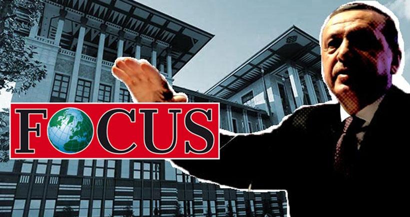 Focus dergisi ile Cumhurbaşkanı Erdoğan arasındaki kavga büyüyor