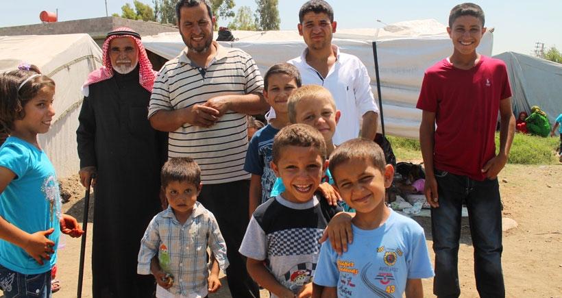 Bayram Suriyeli mültecilere gelmedi