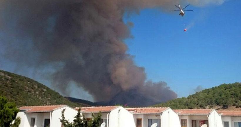 Akkuyu Nükleer Santrali yakınındaki yangında kundaklama şüphesi