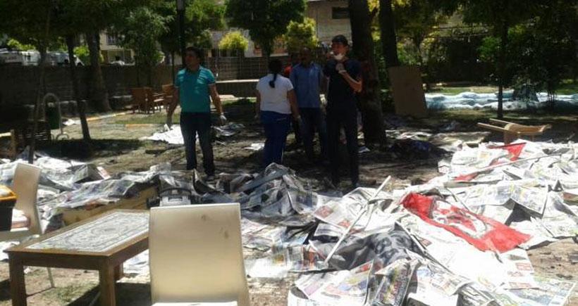 İçişleri Bakanlığı: Suruç'taki saldırıda ölü sayısı 27, yaralı sayısı 100