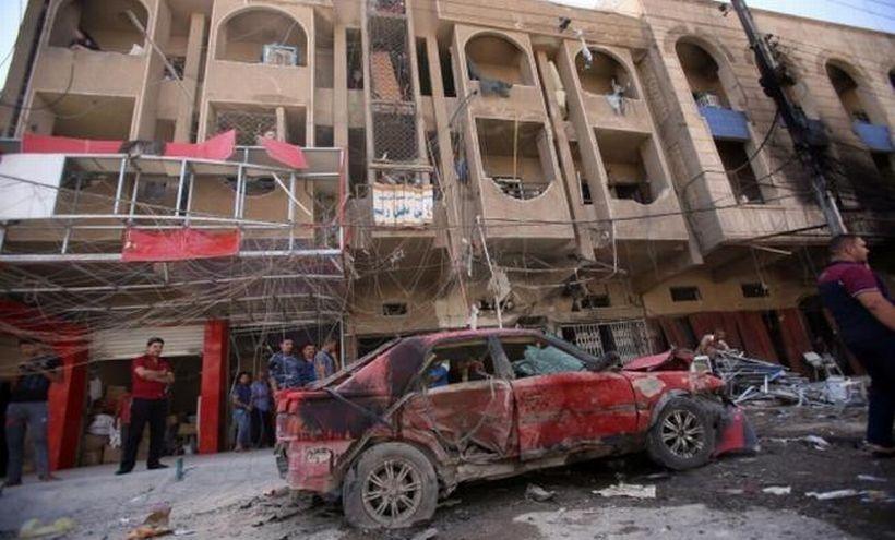 Bağdat'ta bombalı saldırılar: En az 19 ölü