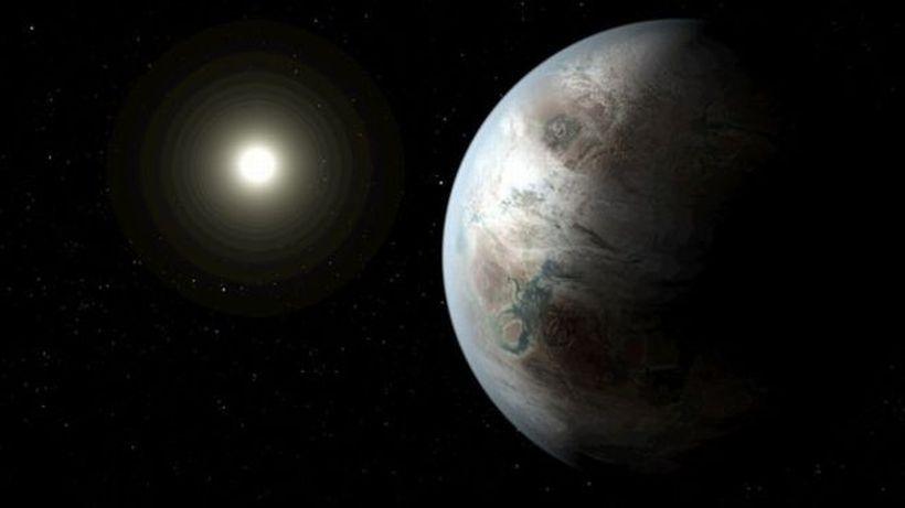 NASA: Dünya benzeri bir gezegen bulundu